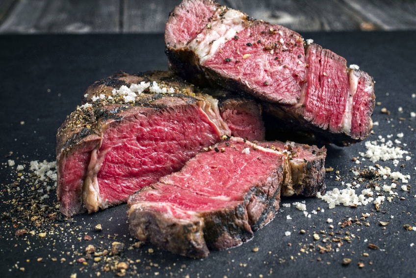 Dry Aged Steaks