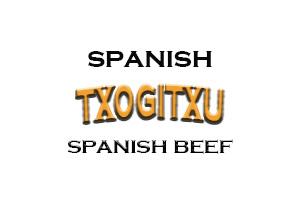 Txogitxu Spanish Beef