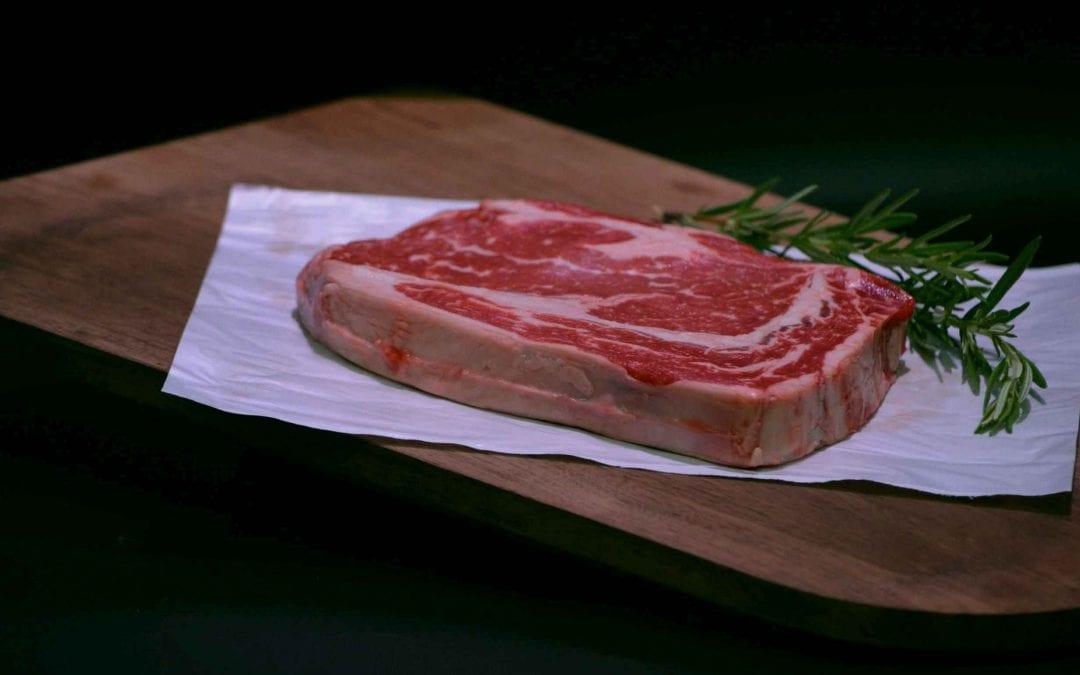 Ribeye Steak – Rib-Eye Steak – Rib Eye – Entrecôte US Black Angus
