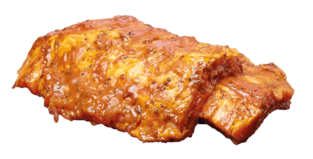 Spareribs-Back Ribs